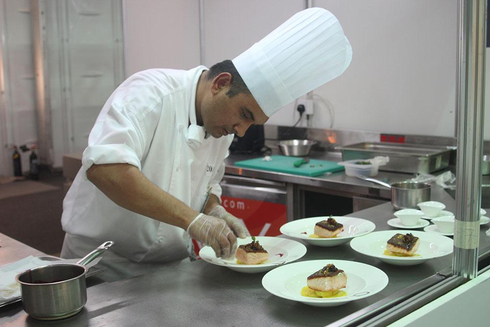 Salon Culinaire 2014